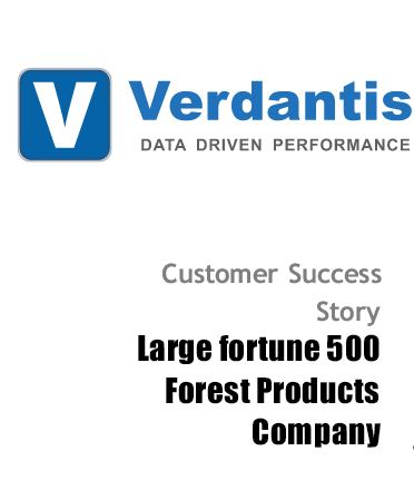 Fortune 200 Forest Products Company